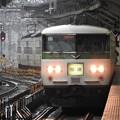 写真: 185系A3編成回3025M東京9番入線
