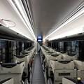 Photos: 京阪8000系プレミアムカー車内
