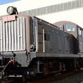 関東鉄道DD502号機