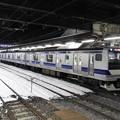 雪映し青い濃淡ツートンラインカラーのE531系(2)