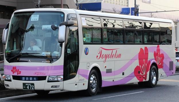 豊鉄観光バス ハイデッカー「アゼリア55」