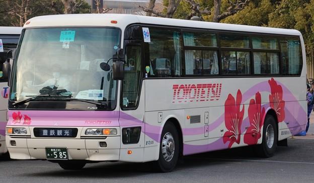 豊鉄観光バス ハイデッカー「アゼリア54」