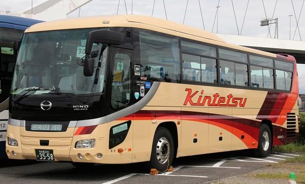 名阪近鉄バス ハイデッカー「Jピラー」