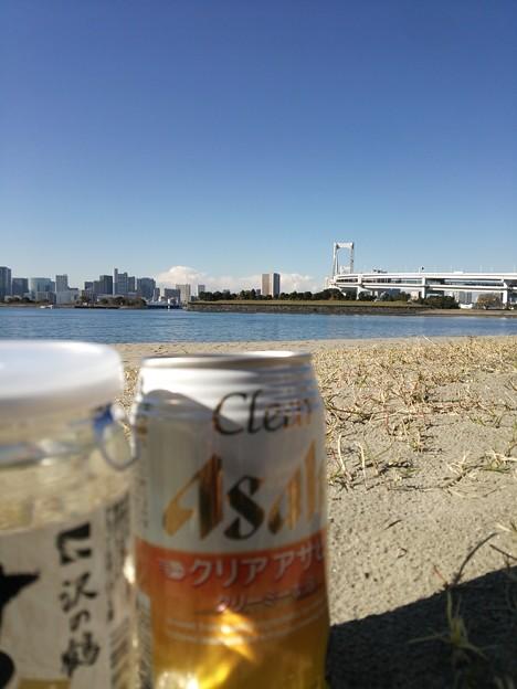 Photos: お台場にて休憩