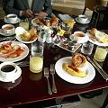 リッツカールトン東京 モダンフレンチ フォーティーファイブの朝食