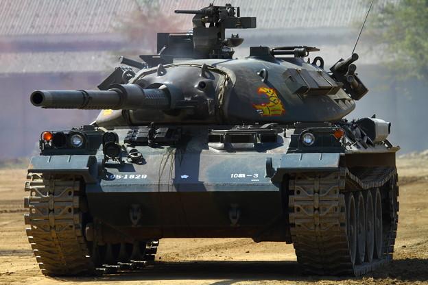 74式戦車の画像 p1_10