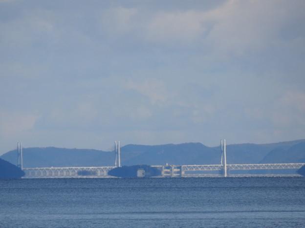Photos: 瀬戸大橋と蜃気楼1