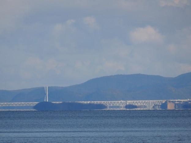 瀬戸大橋と蜃気楼2