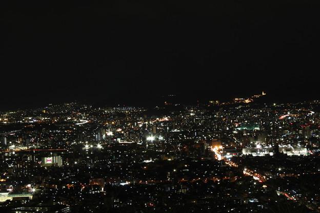 黄金山の夜景 (5)