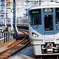 Photos: 関空・紀州路快速 225系5000番台 F420編成+?