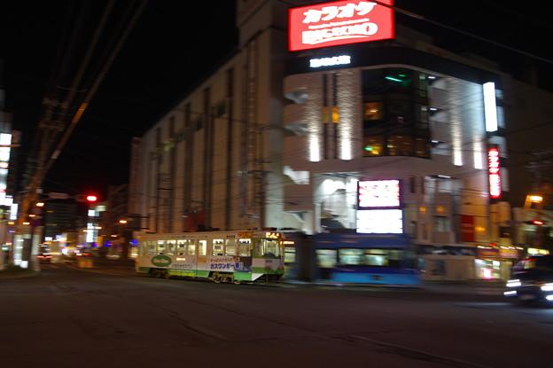 函館の路面電車