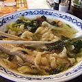 写真: 刀切麺