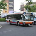 名阪近鉄バス いすゞエルガ 岐阜200か17-86