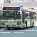 大阪市交通局 日野ブルーリボン なにわ200か・993