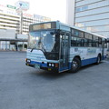 両備バス 三菱ふそうエアロスター 岡山22か36-05