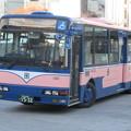 中鉄バス 三菱ふそうエアロミディ 岡山200か15-32