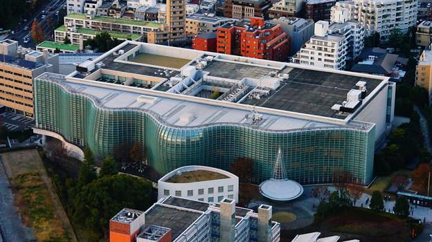 Photos: 東京新美術館  設計:黒川紀章