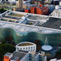 東京新美術館  設計:黒川紀章
