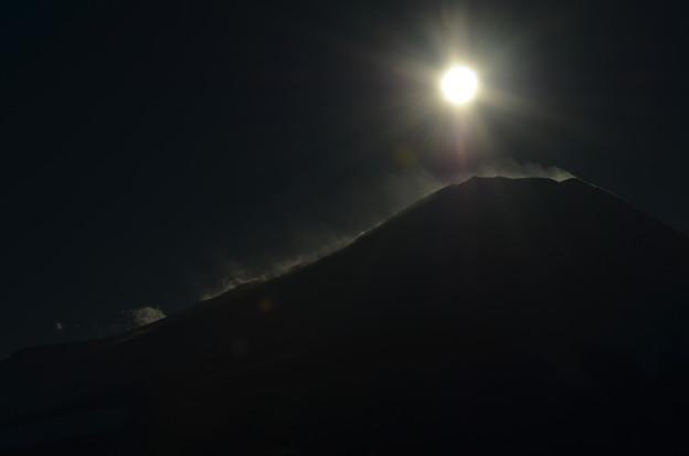 ダイヤモンド富士への道のり16