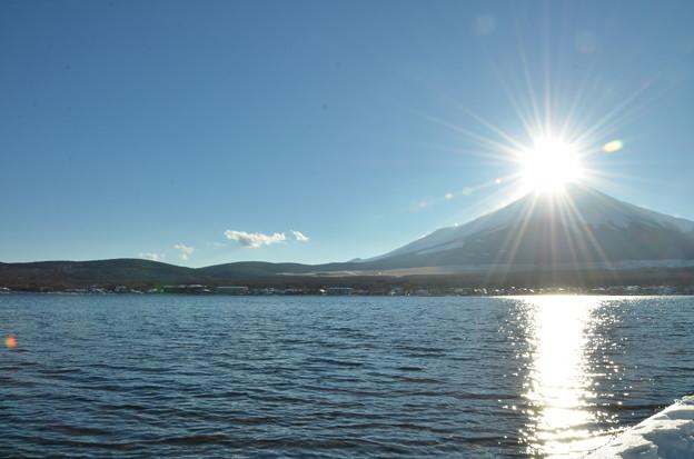 ダイヤモンド富士への道のり19