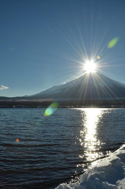 ダイヤモンド富士への道のり20