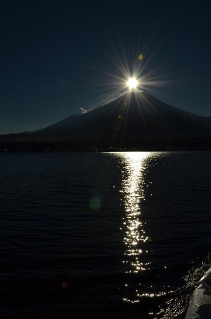 ダイヤモンド富士への道のり21