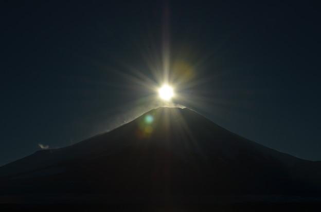 ダイヤモンド富士への道のり22