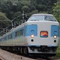 189系M50編成ホリデー快速富士山