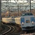 写真: 189系M50編成かいじ188号