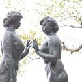 140518-19東北ツーリング・十和田湖・乙女の像