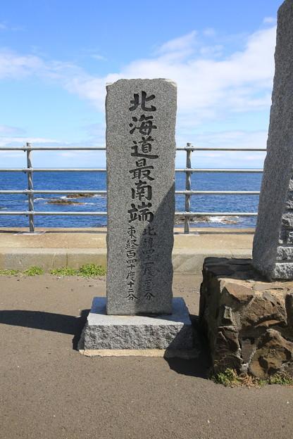 Photos: 140829-39北海道ツーリング・白神岬