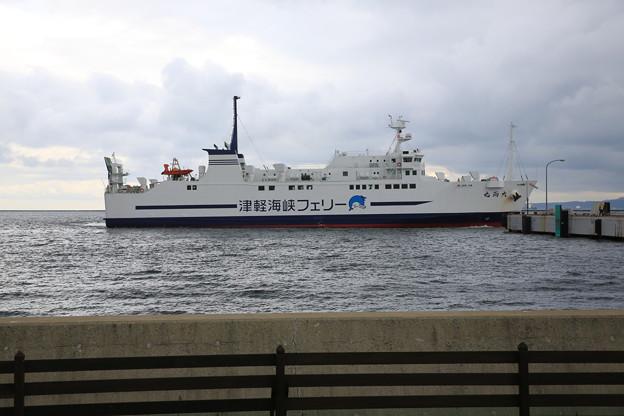 Photos: 140829-50北海道ツーリング・津軽海峡フェリー