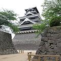 写真: 100518-92九州ロングツーリング・熊本城・天守閣