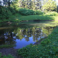 写真: 100722-71妖精の池
