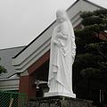Photos: 100519-33浦上天主堂のマリア像