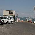 Photos: 110508-7向島からのR317の国道航路