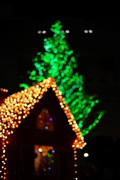 サンタの家