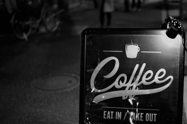 写真: coffee