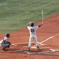 Photos: 明大・高山選手