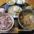 Photos: 富久屋「むじぬ汁定食」