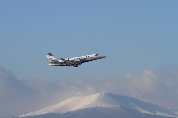 Cessna 680 Citation N990H