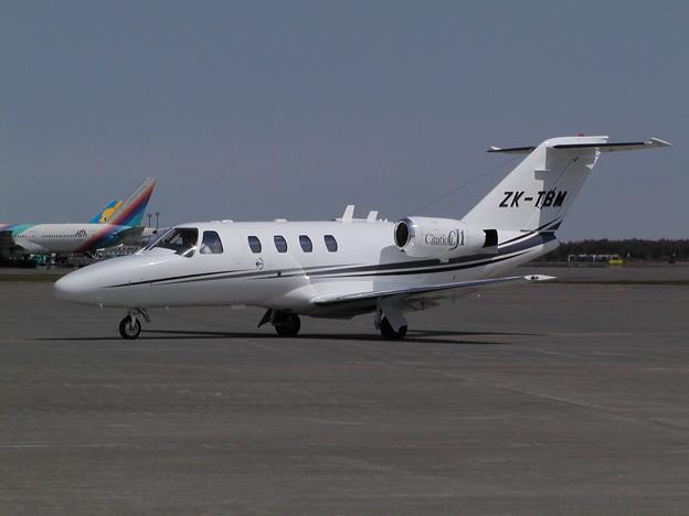 Cessna525 ZK-TBM 2005.5