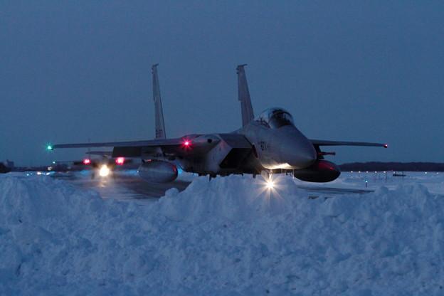 F-15 201sq Night TRG 1