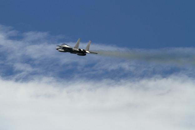 F-15 201sq takeoff climb(1)