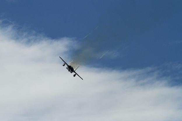 F-15 201sq takeoff climb(2)