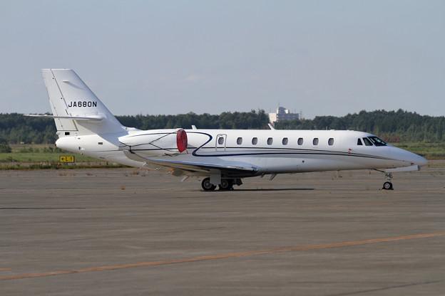Cessna680 JA680N Noevir Aviation