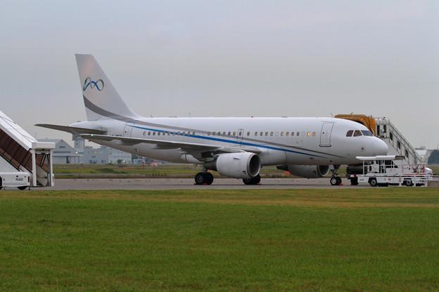 Airbus ACJ319 LX-MCO