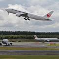 Photos: B777 JAL+A321 CCA+A320 CQH