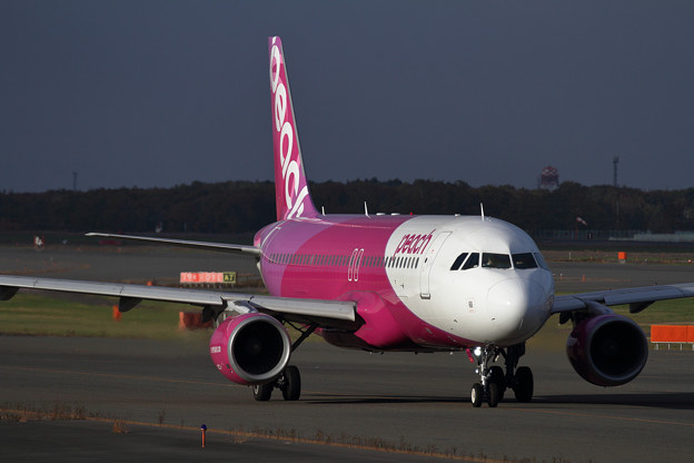 A320 Peach Aviation