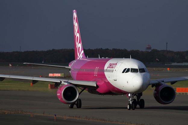 A320 Peach Aviation